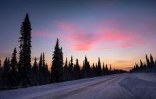 Accueil à Kuusamo